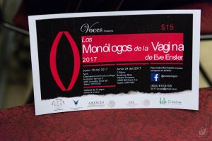 Vagina Monologues program